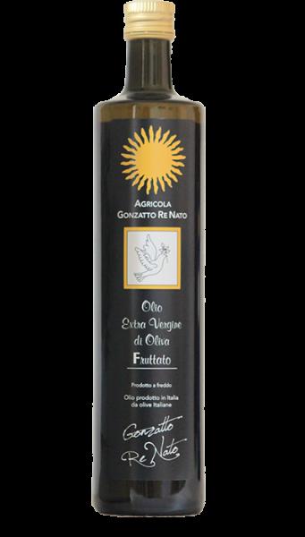Olio extra vergine di oliva fruttato