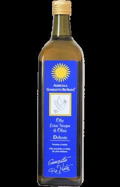 Olio extra vergine di oliva delicato 1L
